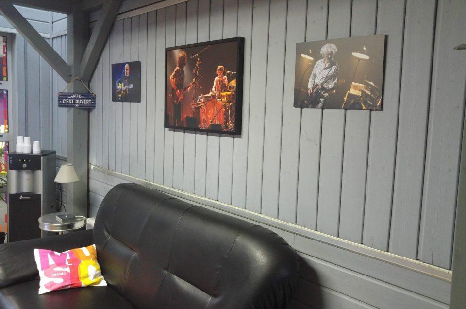 """Mon Exposition Photo """"Visages en scène"""" est chez MUSIC TIME"""