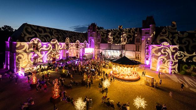 Concert privé au château de Goulaine